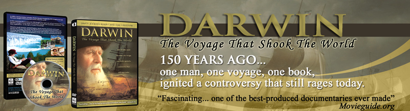 Darwin's Voyage that shook the world dvd