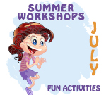 Summer Workshops July