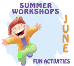 Summer Workshops-June