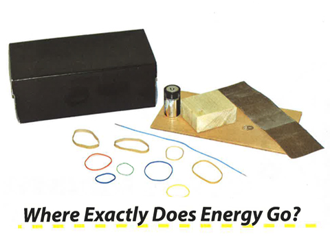 Energy: Where Exactly Does Energy Go? - Lesson 1
