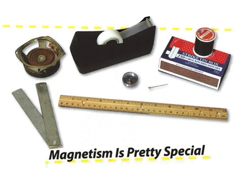 Energy: Magnetism is Pretty Special - Lesson 10