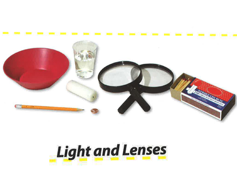 Energy: Light and Lenses - Lesson 4