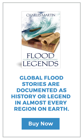 Order Flood Legends Book