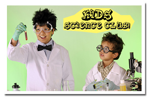 Join Children's Science Club