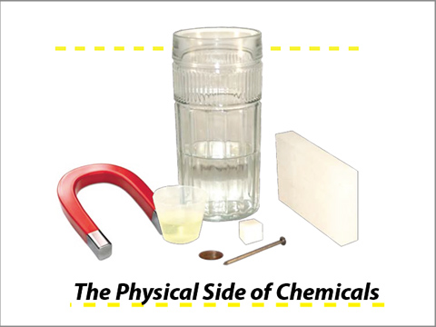 Matter- The Physical Side of Chemicals. Lesson 1