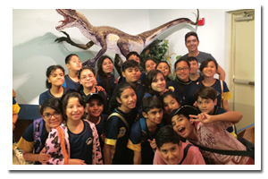 CCA Merica Mexico visits Creation Museum