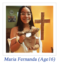 Maria a Student from Colombia age 16