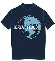 Noah's Flood T-Shrit