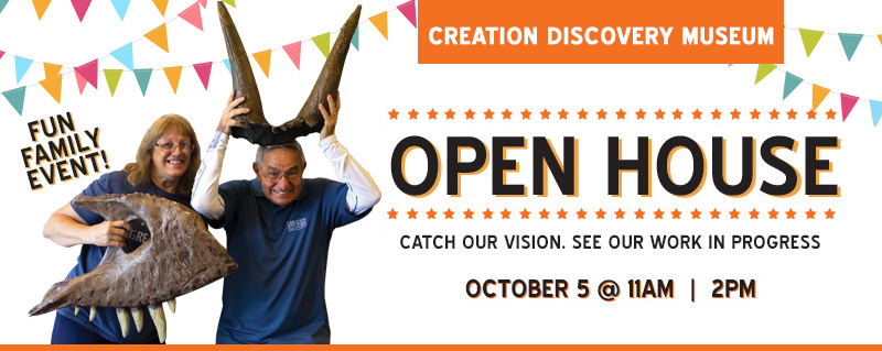Creation Museum Open House